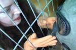 video still, cage, laurel jay carpenter and dianna johnson