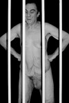 tommy d naked man in the cage